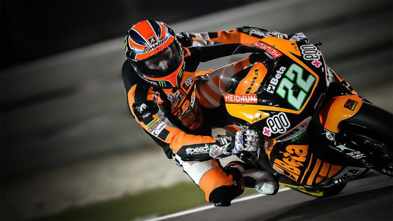 Honda Moto2 : Lowes Leads at Losail Qatar 2015