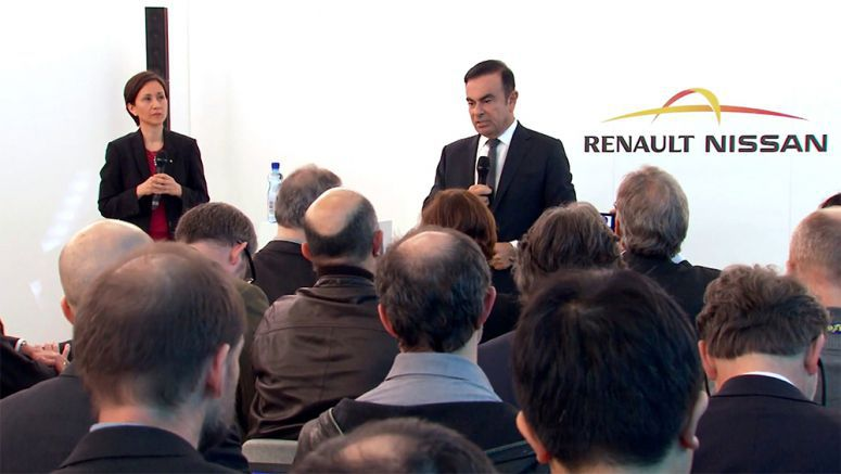 VIDEO : Nissan Highlights from Carlos Ghosn's media round table at the Geneva Motor Show