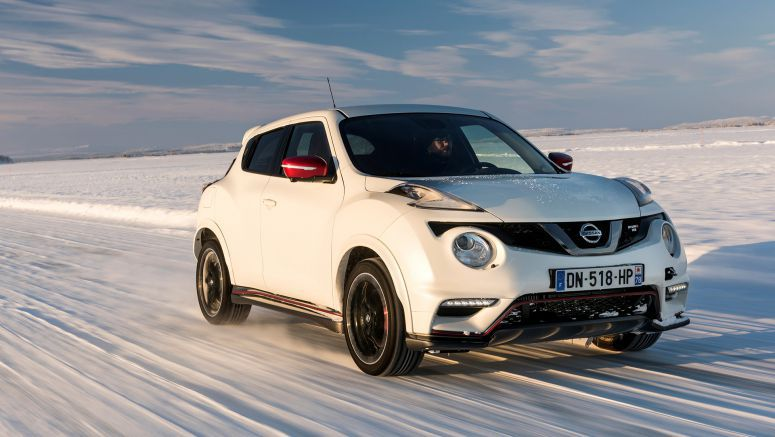 Expanded Nissan Nismo Range Turns Up The Heat At Geneva 2015