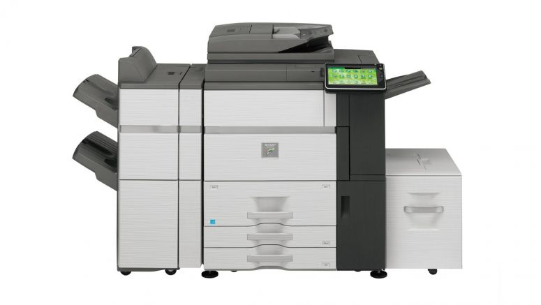 Sharp MX-6240N Office Workgroup MFP