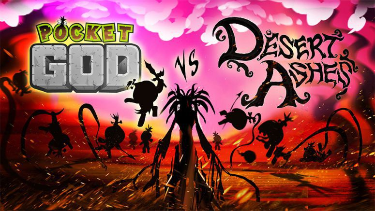Sony : Pocket God vs. Desert Ashes Coming to PS4, PS Vita