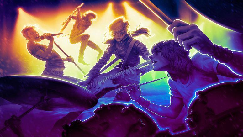 Sony : Rock Band 4 Coming to PS4 This Year!