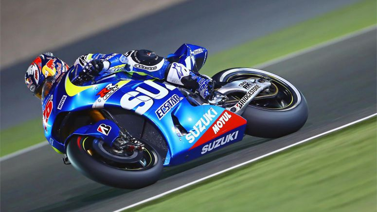 Team Suzuki Ecstar Ready For Qatar Opener