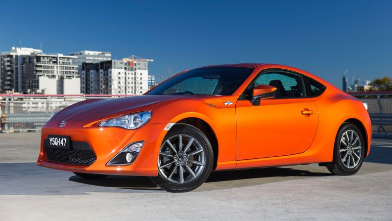 2017 Toyota 86 is so nice it has been rebadged twice