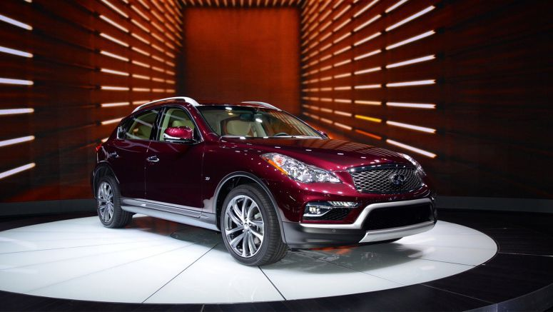 Infiniti QX50 Successor Will Debut in Paris