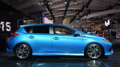 2015 New York Auto Show : 2016 Scion iM