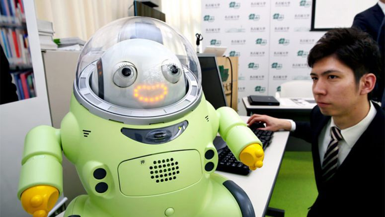 Researchers employ interactive robots to help children with developmental disorders