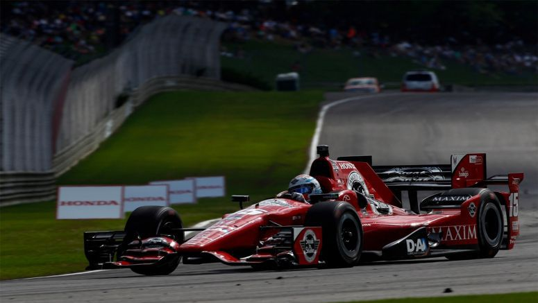 Honda Indy Grand Prix of Alabama Race Report 2015
