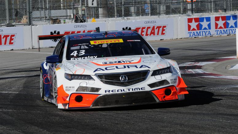 Honda : 2015 Grand Prix of Long Beach Acura Motorsports Race Report
