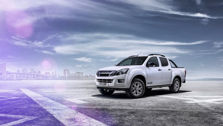 Isuzu Tags D-MAX Blade As Permanent Flaghship