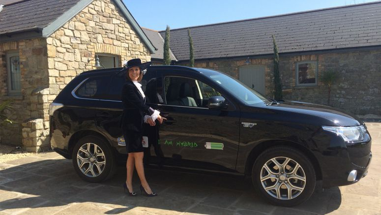 New High Sheriff Takes The Eco Friendly Route Thanks to Mitsubishi Dealer