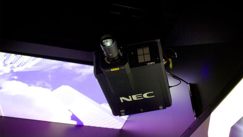 New NEC High-Resolution Laser Projectors Unleash Myriad of Applications For Professional Installers