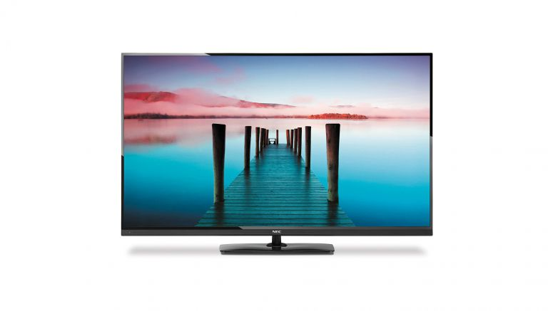 NEC 32-inch LED Edge-lit Commercial-Grade Display w/ Integrated Tuner
