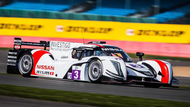 Sir Chris Hoy strikes gold for Nissan in European Le Mans Series debut at Silverstone