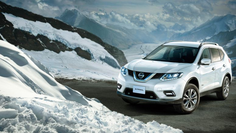 Nissan X-Trail Hybrid Goes on Sale in Japan
