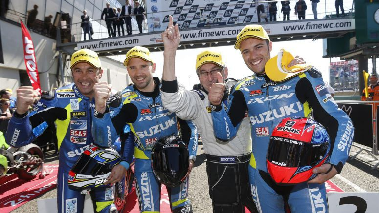 Suzuki Teams Dominate Le Mans 24-Hour Race