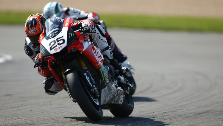 Brands Hatch beckons for Milwaukee Yamaha's Brookes and Parkes