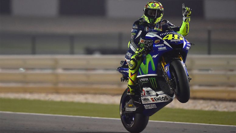 Yamaha : Valentino Rossi to Star at the 2015 Goodwood Festival of Speed