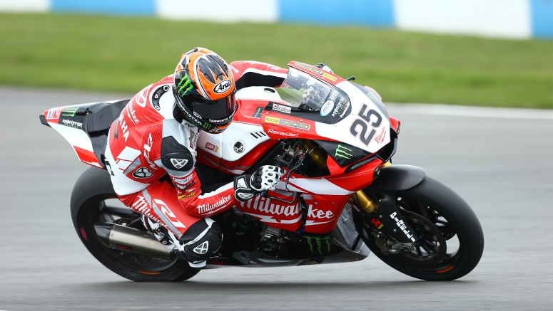 Second row start for Milwaukee Yamaha ahead of opening race at Brands Hatch