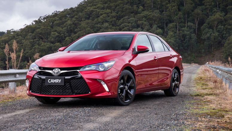 2015 Toyota Camry : Bold in Looks And Price