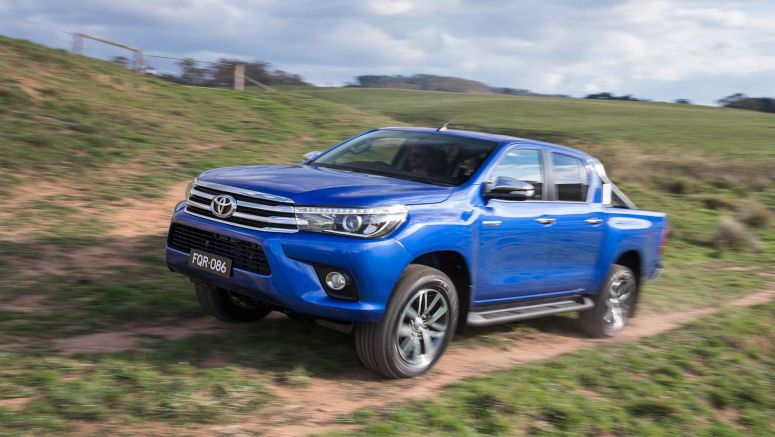 Next-Generation 2016 Toyota Hilux Redefines Toughness