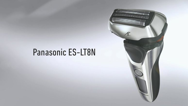 Video : Panasonic's new 3-Blade Wet/Dry Shaver_ES-LT8N-S