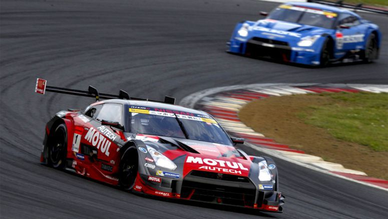 SUPER GT 2015 Round 2 race report: Nissan GT-R takes 1-2 finish in both classes