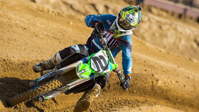 Kawasaki : Back injury complications rule Villopoto out of UK MXGP