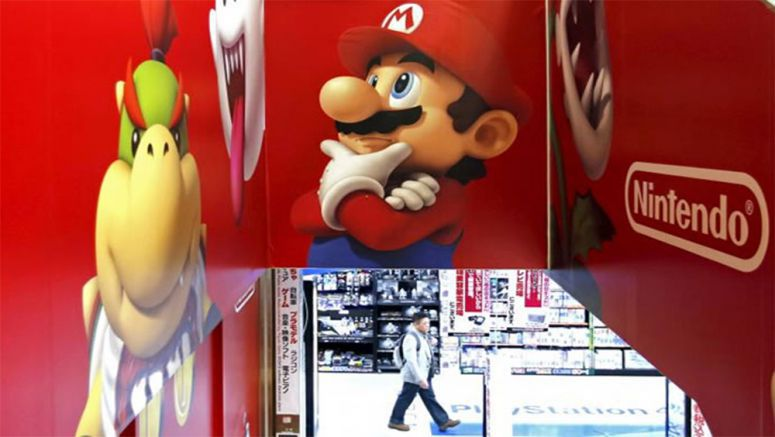 Nintendo and Universal bring Mario and Friends theme park to life