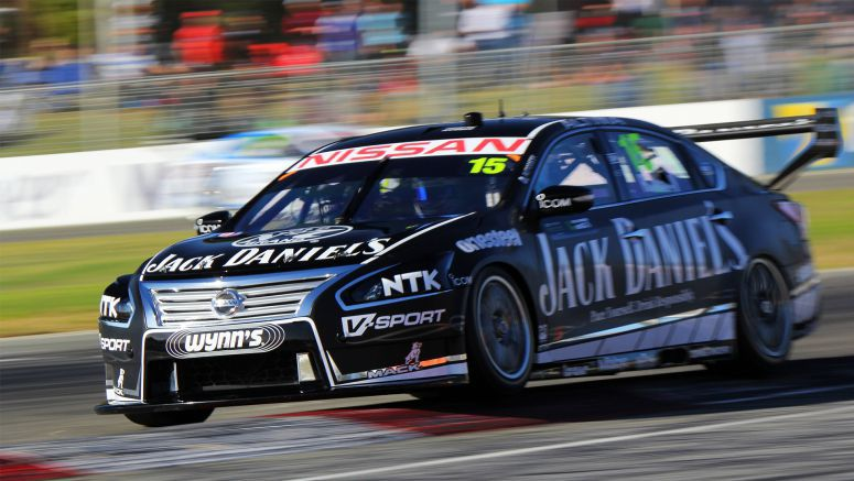 Nissan : No home track advantage for Jack Daniel's Racing at Winton Motor Raceway