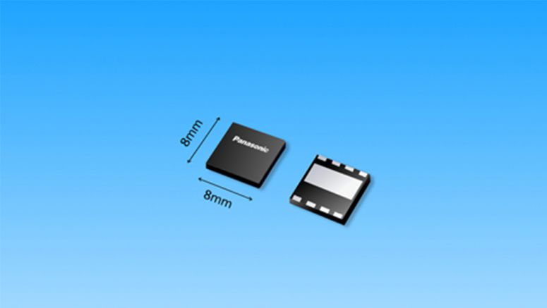Panasonic to Launch Industry's Smallest Enhancement-Mode 600V GaN Power Transistors Package
