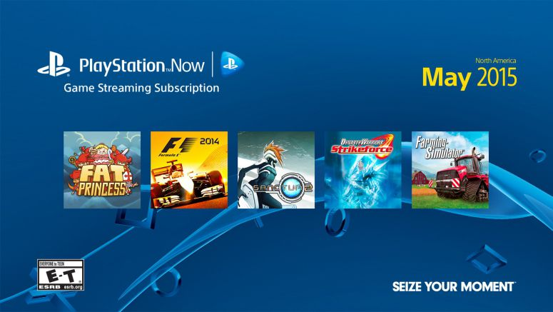 Sony : PlayStation Now Subscriptions Come to PS3 May 12th