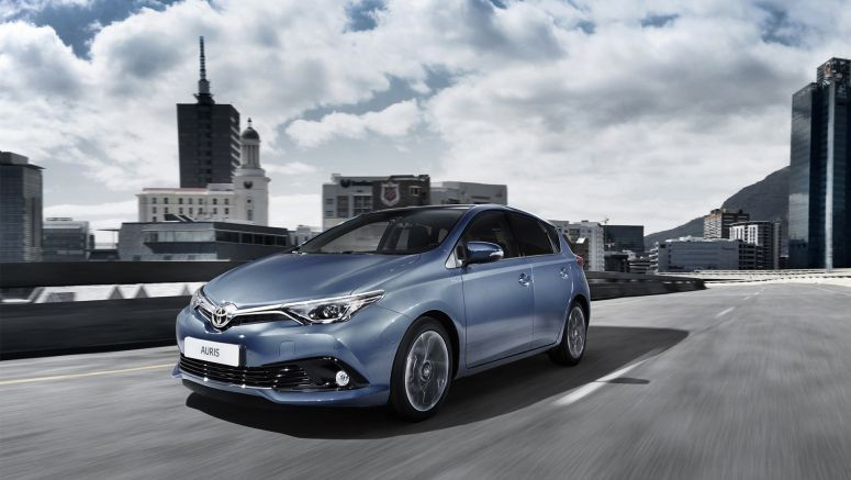 Double Take For New Toyota Corolla Hatch