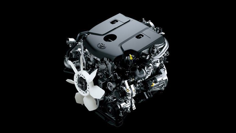 Toyota's New Diesel Engine Complies With Multiple Exhaust Gas Regulations