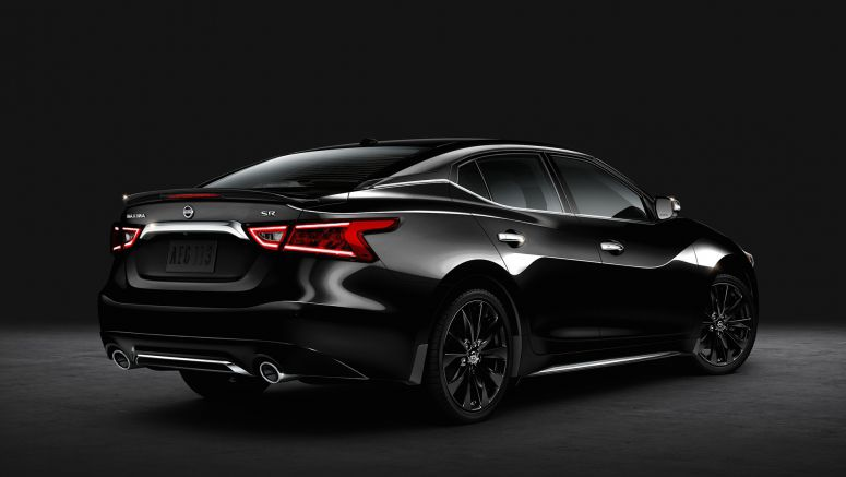 2016 Maxima SR Midnight debuts as featured vehicle during Nissan's sponsorship of the BET Experience