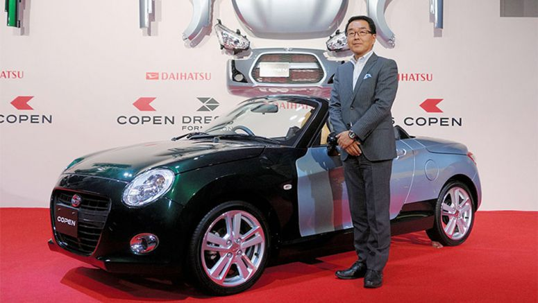 Daihatsu to woo female drivers with body-changeable minicar
