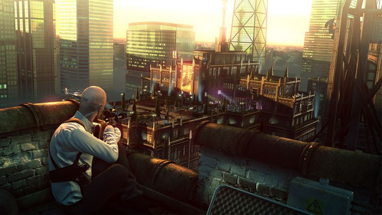 Square Enix Unleashes Hitman: Sniper on Android & iOS