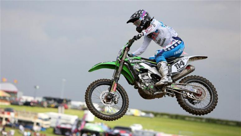 Kawasaki : With fifth French women's MX title, Lancelot focuses on World crown!