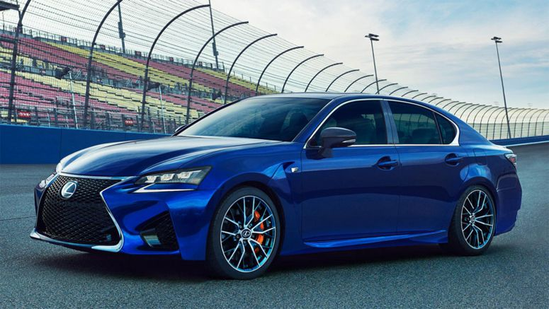 Lexus GS F to Participate in Annual Goodwood Festival of Speed Hillclimb