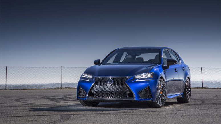 Lexus : GS F To Light Up Goodwood Festival Of Speed