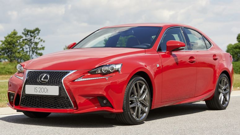 Lexus IS200t launched with 2.0-litre turbo petrol engine