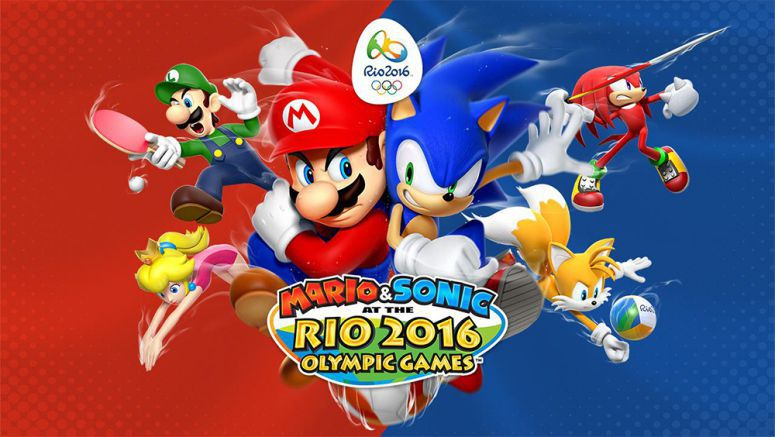 Nintendo : Mario & Sonic at the Rio 2016 Olympic Games Will Arrive on Wii U and 3DS