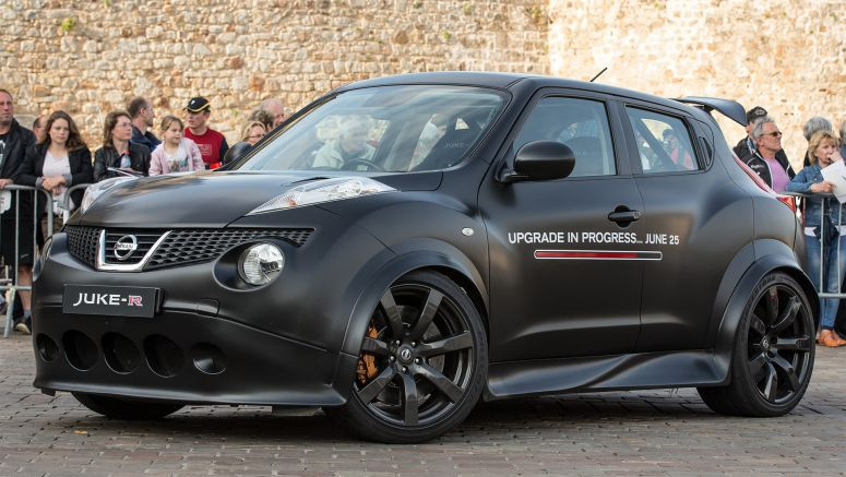 Nissan's 'built to thrill' line-up at Goodwood Festival of Speed