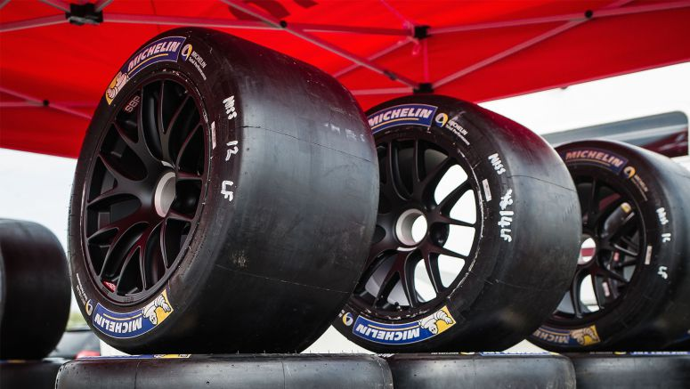 Nissan : NISMO University: GT-R LM NISMO's incredible tires