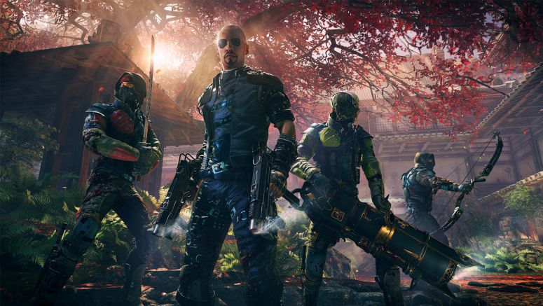 Sony : Shadow Warrior 2 Coming to PS4 Next Year