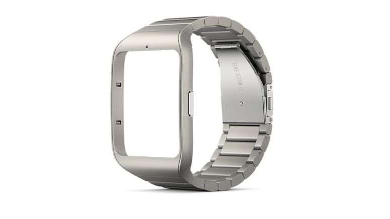 Sony Stainless Steel Smartwatch 3 Wrist Strap SWR510 listed