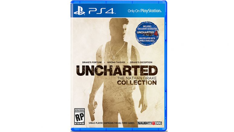 Sony : Uncharted: The Nathan Drake Collection – Out October 9th on PS4