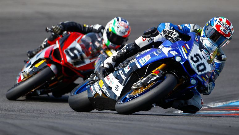 Team Yamaha MGM Aims to Repeat Success at the Nürburgring