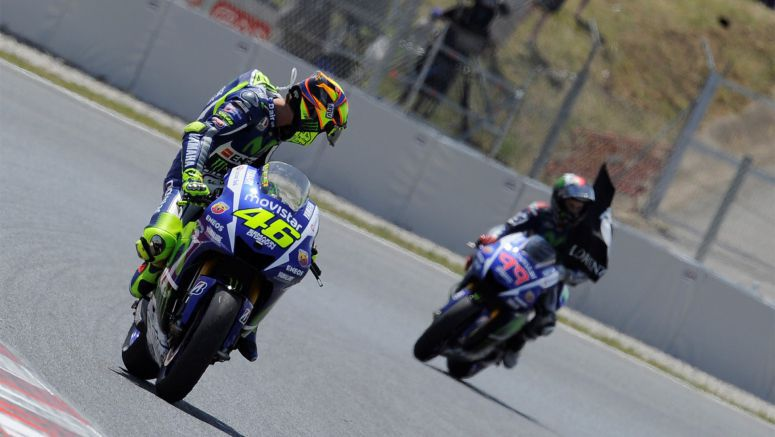 MotoGP : Movistar Yamaha MotoGP Carries Title Chase Forward to the Cathedral 2015
