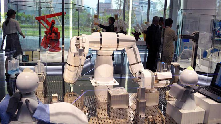 Yaskawa opens 'Robot Village' complex to showcase new technologies